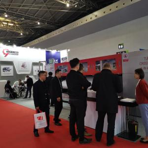 SUZHOU TUE HI-TECH AT THE SHANGHAI EXHIBITION SINCE2019