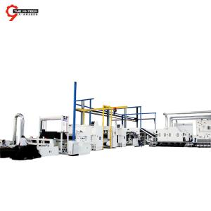 AUTOMOTIVE CARPET HIGH SPEED NEEDLE PUNCHING LINE