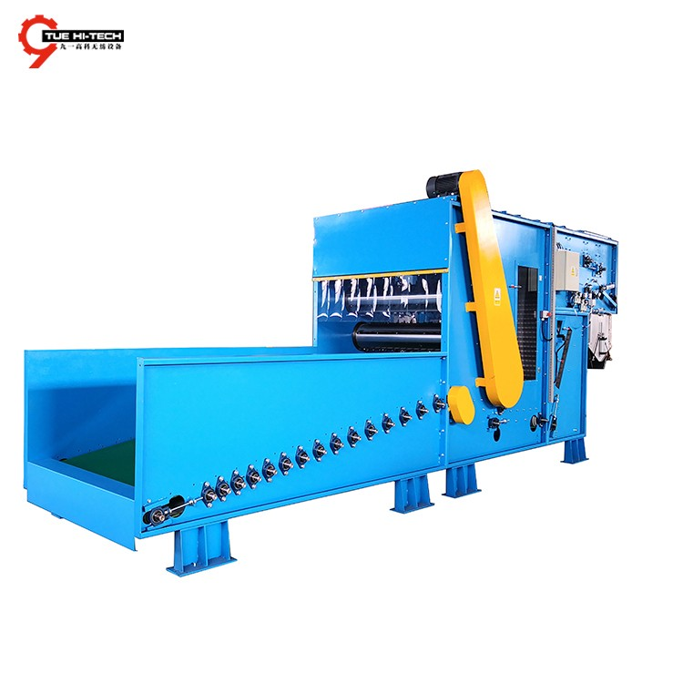 NONWOVEN FABRIC MACHINERY FIBER BALE OPENER