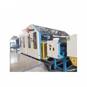 CHANGSHU DOUBLE CYLINDER DOUBLE DOFFER CARDING MACHINE POLYESTER FIBER