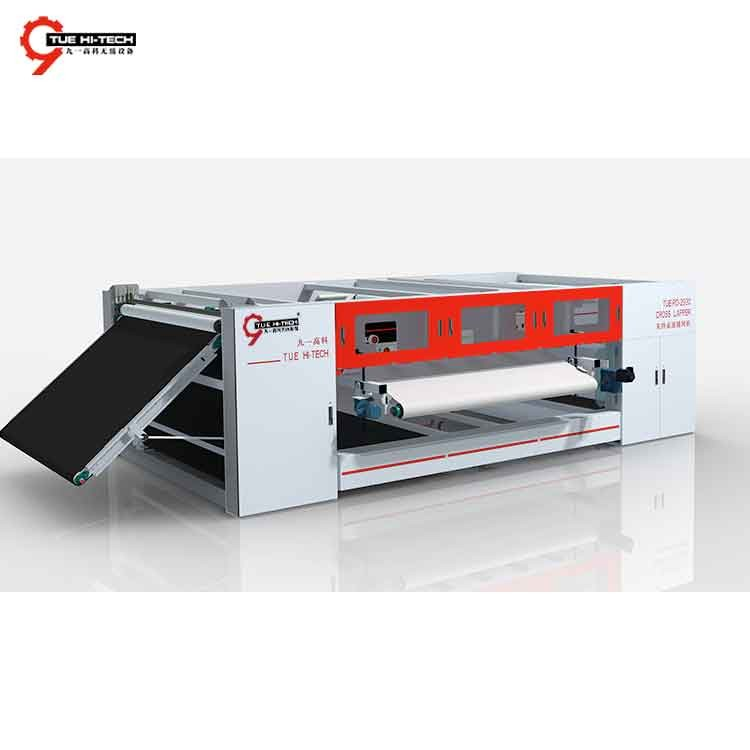 CHINA NON-WOVEN HI SPEED CARDING,CROSS LAPPING MACHINE