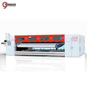 HI-SPEED NONWOVEN POLYESTER FIBER LAYER LAPPING MACHINE , CROSS LAPPER