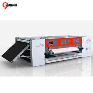 HIGH SPEED CROSS LAPPER FOR AUTOMATIVE HEADLINER PRODUCTION LINE