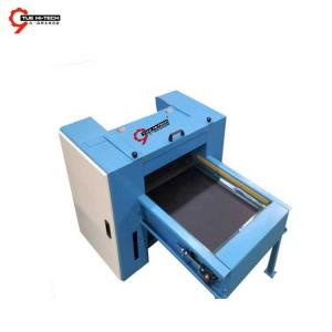 HIGH SPEED SIDE FABRIC OPENER FOR AUTOMATIVE PAD
