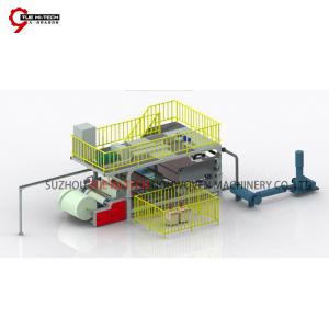 MASK PP MELT BLOWN NON-WOVEN FABRIC EXTRUSION LINE