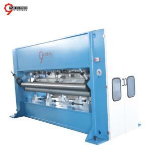 NONWOVEN GEOTEXITLE FABRIC MAKING HIGH SPEED NEEDLE PUNCHING NEEDLE LOOM MACHINE