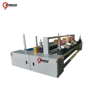 NONWOVEN SLITTER MACHINE