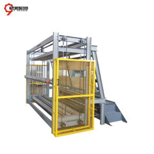 NONWOVEN STORAGE ENTRY ACCUMULATOR
