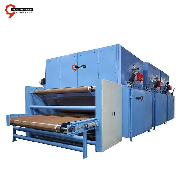 NONWOVEN THERMONDING OVEN FOR NONWOVEN PRODUCTION LINE