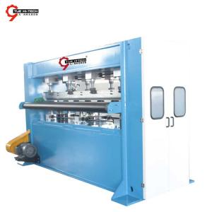 POLYESTER CARPET BLANKET FIBER NEEDLE PUNCHING MACHINE