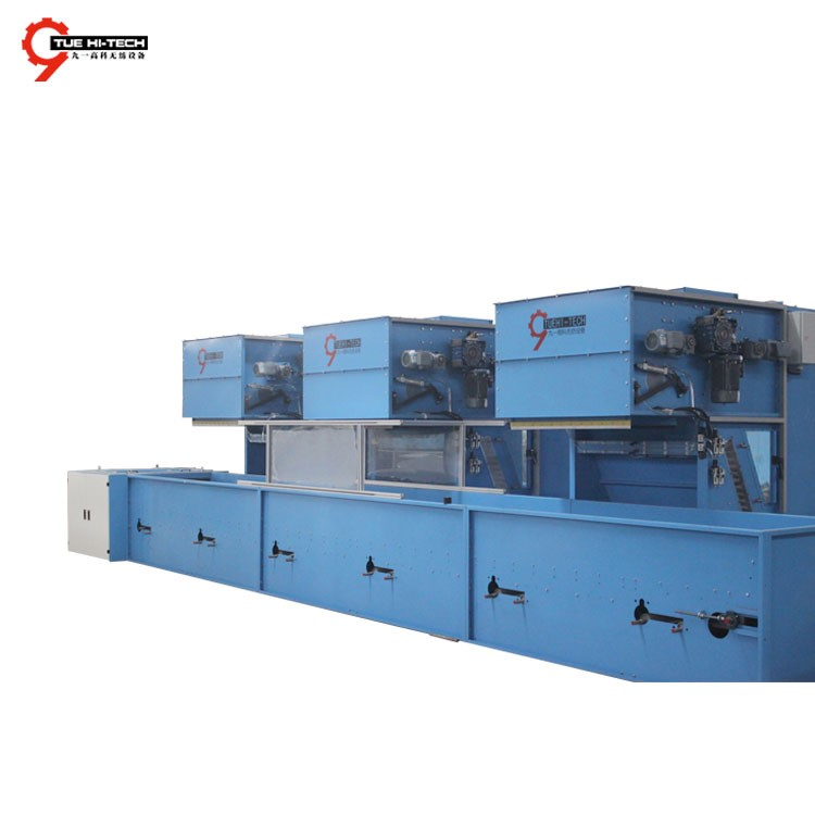 POLYESTER FIBER WEIGHT TYPE BALE OPENER