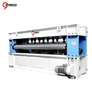 TUE HIGH PRODUCTION GEOTEXTILE NEEDLE PUNCHING LOOM MACHINE FOR HIGH WAY ROAD