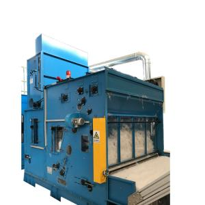 TUE ISO9001 2300MM NONWOVEN VIBRATING AUTOMATIC HOPPER MACHINE